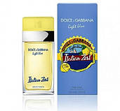 Женская туалетная вода Dolce&Gabbana Light Blue Italian Zest 100 мл