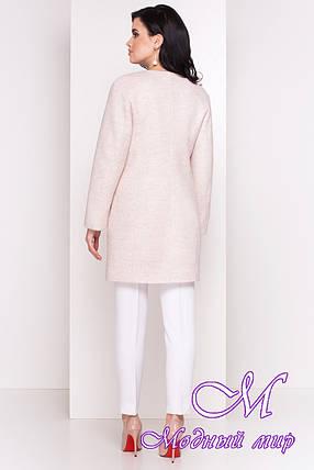 Красивое женское пальто на осень весну (р. S, M, L) арт. Авелони 4555 - 34116, фото 2