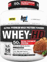 Купити протеїн, BPI Sports, Whey HD, 2,2 кг