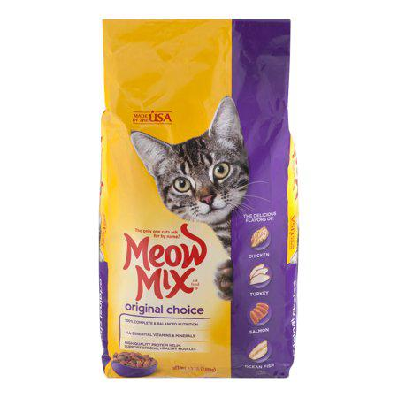 Meow  Mix Original Choice 9.97 кг