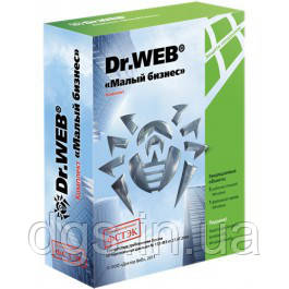 """Dr. Web """"Малый бизнес"""" 5 ПК и 1 Сервер 12 месяцев электронная лицензия"""