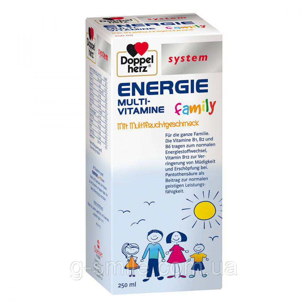 Doppelherz Energie