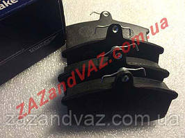 Колодка тормозная передняя ВАЗ 2108-21099 Tomex Польша