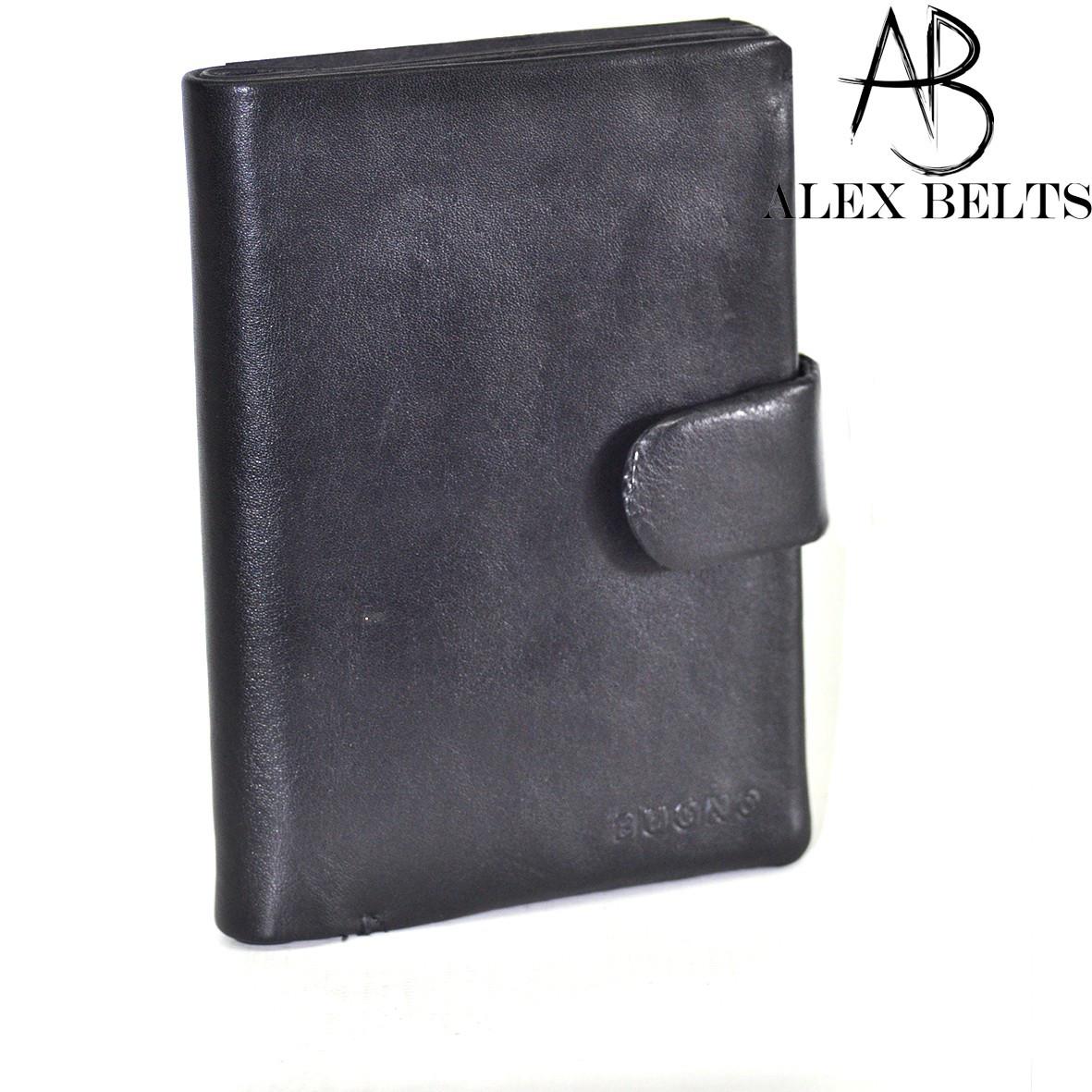 Обложка для паспорта и авто документов  (черная) кожа-купить оптом в одессе