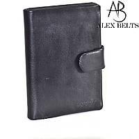 Обложка для паспорта и авто документов  (черная) кожа-купить оптом в одессе, фото 1
