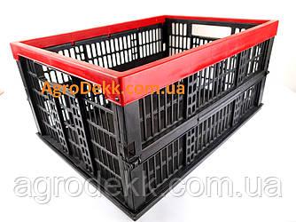 Ящик пластиковый складной для овощей 480х350х240