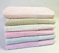 Полотенце махровое 70х140 см, Турция (Vip cotton), фото 1