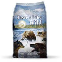 Сухой корм Taste of the WILD Pacific Stream Canine Formula для собак, 13 кг