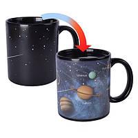 Чашка-хамелеон Солнечная система, фото 1