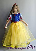 Белоснежка, детский карнавальный костюм (код 40/3)