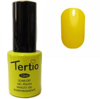 Гель-лак Tertio №119 желтый 10 мл