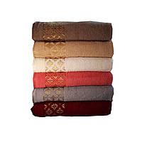 Полотенце махровое 50х90 см, Турция (Vip cotton), фото 1