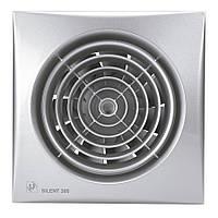 Малошумный вытяжной вентилятор Soler & Palau Silent 300 CZ PLUS Silver