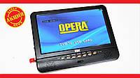 """TV Opera 901 9,5"""" Портативный телевизор с Т2 USB SD, фото 1"""
