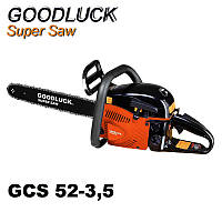 Бензопила «Good Luck» GCS 52-3.5 super saw (Гудлак)  в металле