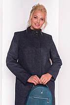 демисезонное пальто больших размеров Modus Сплит DONNA 4466, фото 3