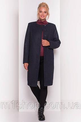 демисезонное пальто больших размеров Modus Фортуна лайт Donna 4464, фото 2