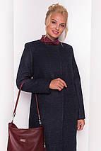 демисезонное пальто больших размеров Modus Фортуна лайт Donna 4464, фото 3