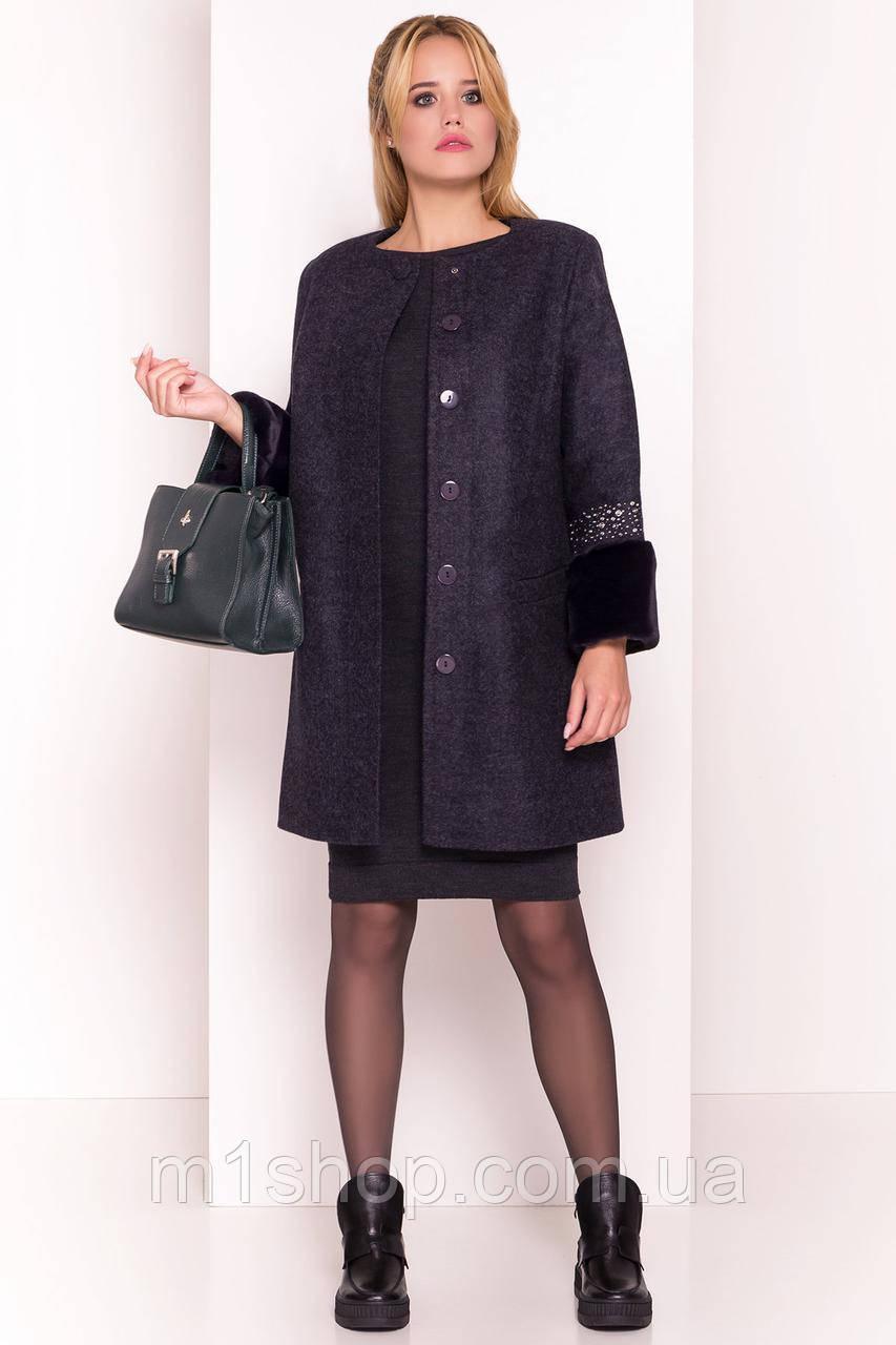 пальто демисезонное женское Modus Амелия 4396