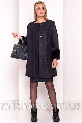 пальто демисезонное женское Modus Амелия 4396, фото 2