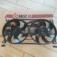 21214-1300024-43 Электровентилятор охлаждения радиатора с кожухом (Валее-95) Россия