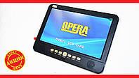 "TV Opera  1002 10"" Портативный телевизор с Т2 USB SD"