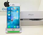 Телефон Apple iPhone 8 Plus 256gb  Silver  Neverlock  9/10, фото 3