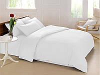 Постельное белье Love you полисатин двухспальное Евро цвет белый, 200*220 см, 6 предметов