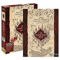 Пазл Aquarius 1000 Карта Мародеров Гарри Поттер Harry Potter Marauders Map Puzzle BL12