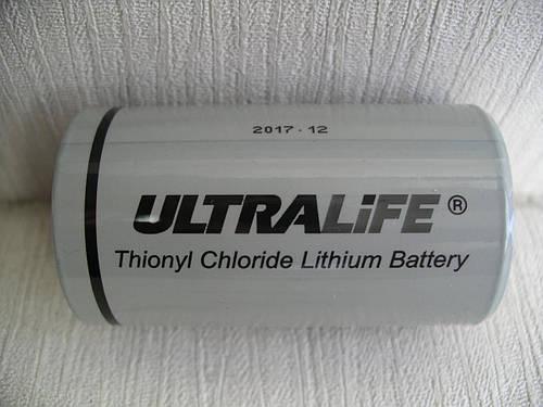 Ultralife ER34615 D, R20 литиевая батарейка 3.6V