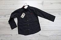 Фланелевая рубашка для мальчиков. ( Турция). 5- 9 лет.