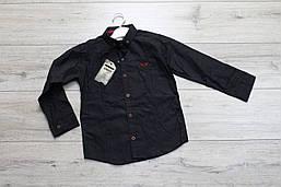 Фланелевая рубашка для мальчиков. ( Турция). 5/6 лет.