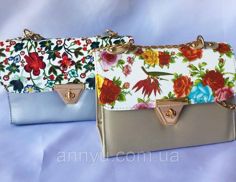 94006d15ffc8 Женские сумки с цветами оптом, цена 189,15 грн., купить в Хмельницком —  Prom.ua (ID#757040294)