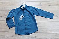 Фланелевая рубашка для мальчиков. ( Турция). 10- 13 лет.