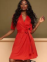 Женское платье назапах с рукавом до локтя (Джоаннаjd), фото 3