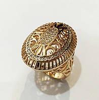 Перстень женский Императрица, размер 17 ювелирная бижутерия XP