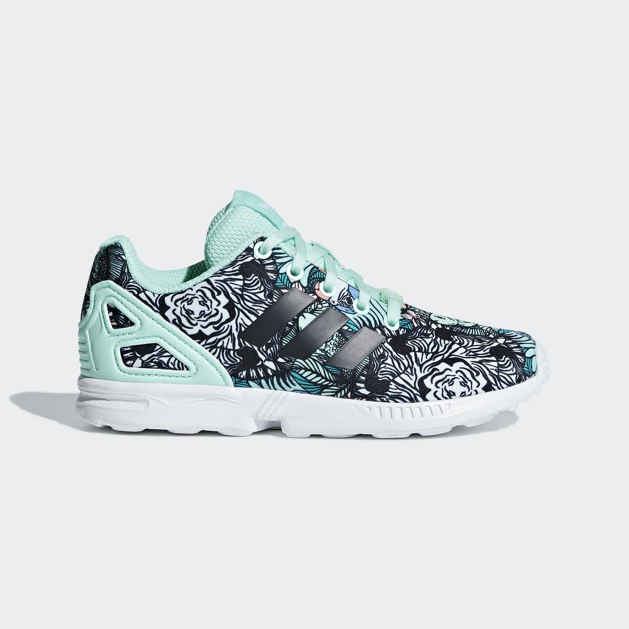 Купить Детские кроссовки Adidas Originals ZX Flux (Артикул  B44717 ... 29665f7c942