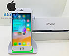 Телефон Apple iPhone 8  64gb  Silver  Neverlock  9/10, фото 2