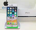 Телефон Apple iPhone 8  256gb  Silver  Neverlock  9/10, фото 4