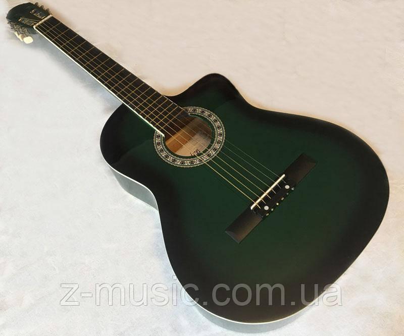 Гитара классическая полноразмерная (4/4) Almira CG-1702C GR