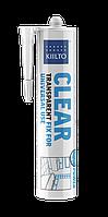 Kiilto Clear 290 мл. - Клеящая и уплотняющая масса