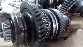 OPEL VIVARO ремонт коробки передач Киев