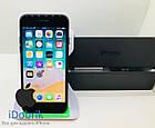 Телефон Apple iPhone 7 256gb Jet Black Neverlock 9/10, фото 3