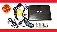 """DVD Opera 958 9"""" Портативный DVD-проигрыватель с Т2 TV USB SD, фото 1"""