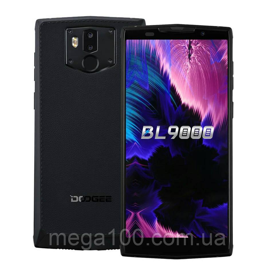 Смартфон Doogee BL9000 есть NFC + беспроводная зарядка