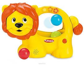 Развивающая игрушка каталка Веселый Львенок Playskool 98694