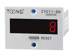Система підрахунку ZYC11-6H з фотодатчиком DS30C4 220 В 2000-00998