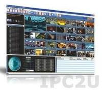 SoftNVR-IA Программное обеспечение для систем видеонаблюдения, 64 канала, DVD, USB-ключ и печатный буклет