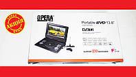 """DVD Opera 1129 10"""" Портативный DVD-проигрыватель с Т2 TV USB SD, фото 1"""