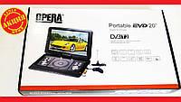 """DVD Opera 1580 14"""" Портативный DVD-проигрыватель с Т2 TV USB SD, фото 1"""